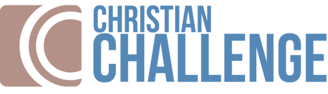 Christian Challenge Logo Blue 1000
