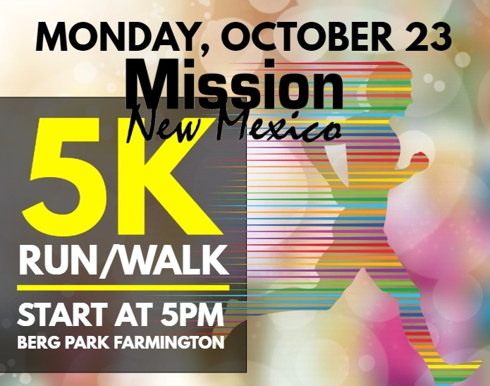 Mission NM 5K Run